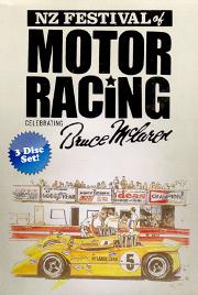 McLaren Festival of Motor Sport Cover